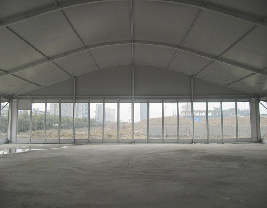 大弧形篷房