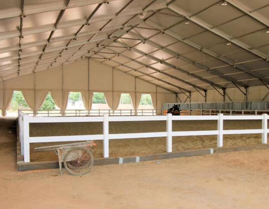 跑马场帐篷篷房