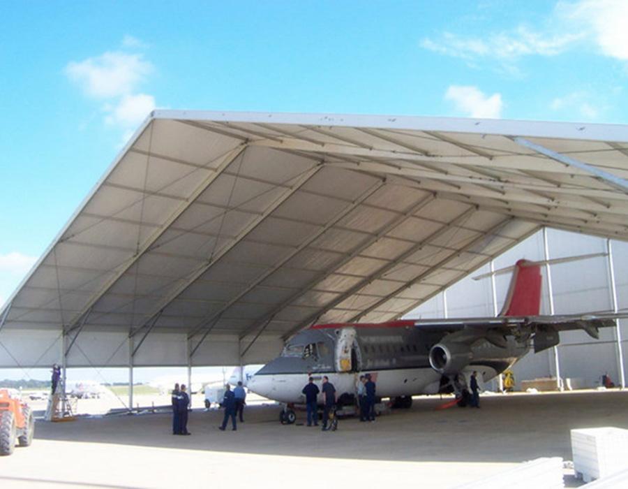 遮阳膜结构雨棚